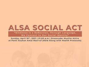ALSA Social Act #1