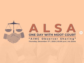 One Day with Moot Court #3