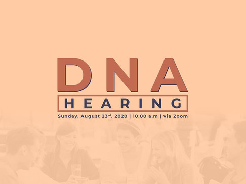 DnA Hearing