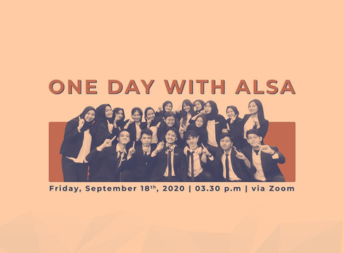 One Day with ALSA