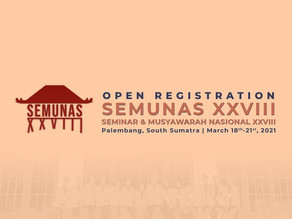 Seminar & Musyawarah Nasional XXVIII