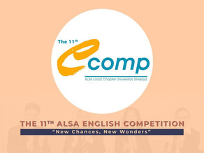 The 11th ALSA English Competition