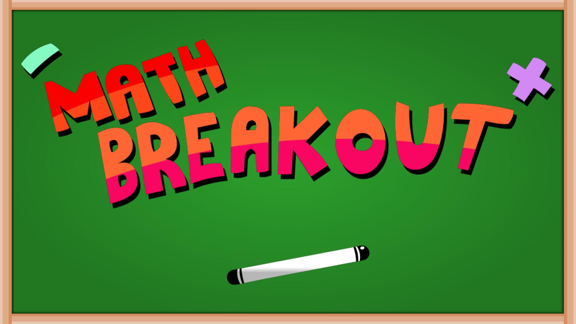 Math Breakout