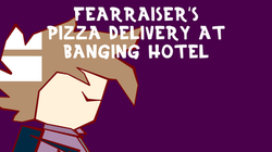 Pizza Delivery at Banging Hotel