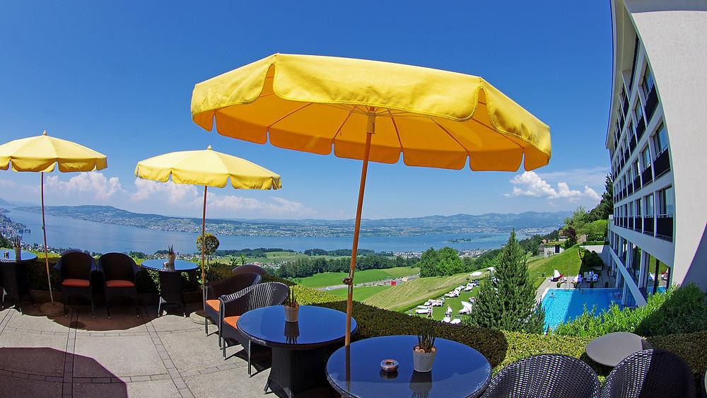Panorama Resort & Spa in Feusisberg - Hochzeit DJ Dubi