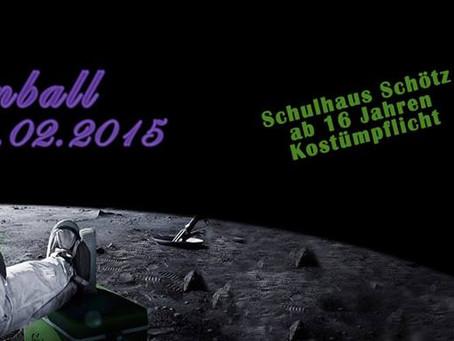 Fasnacht 2015 - Narrenball, Schötz / 13.02.2015