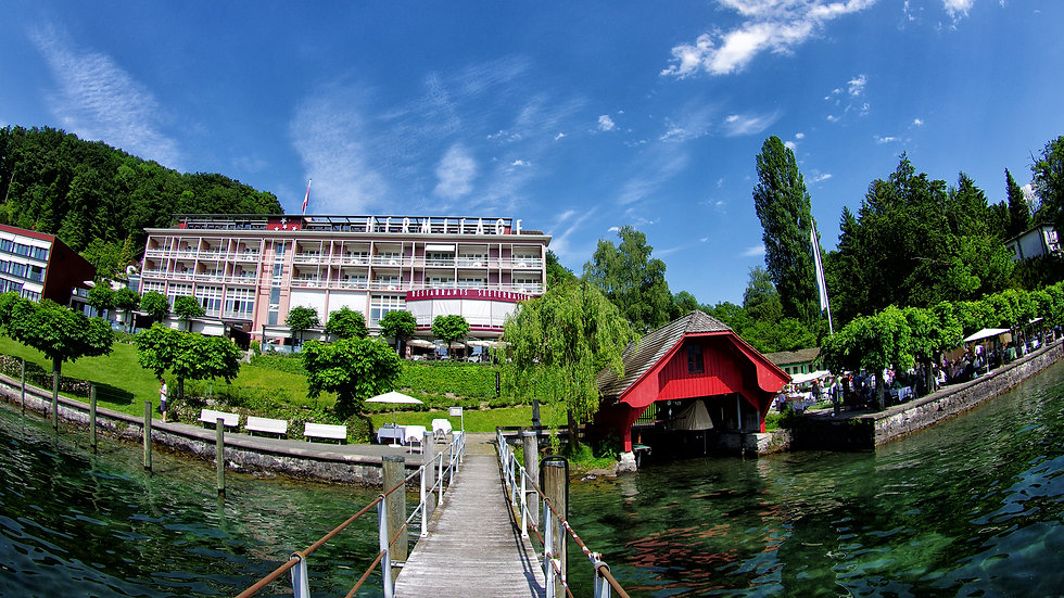 Seehotel Hermitage Luzern | Hochzeitsdj