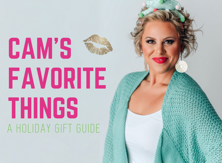 MY FAVORITE THINGS: A HOLIDAY GIFT GUIDE