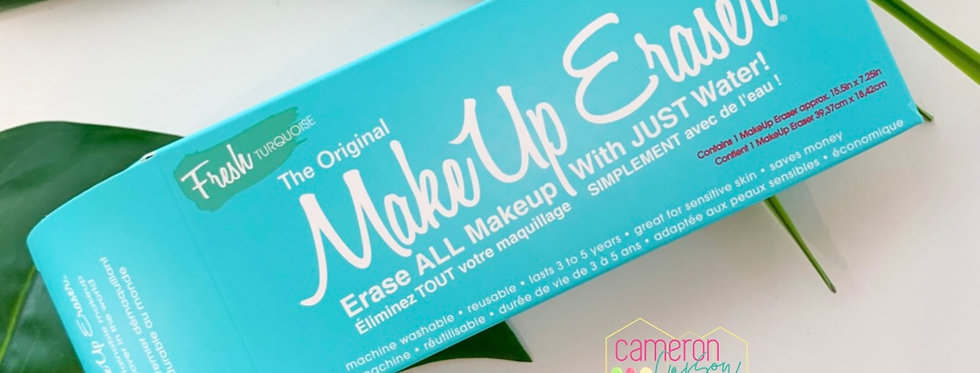 THE MAKEUP ERASER - turquoise