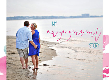 MY ENGAGEMENT WAS A WRECK....