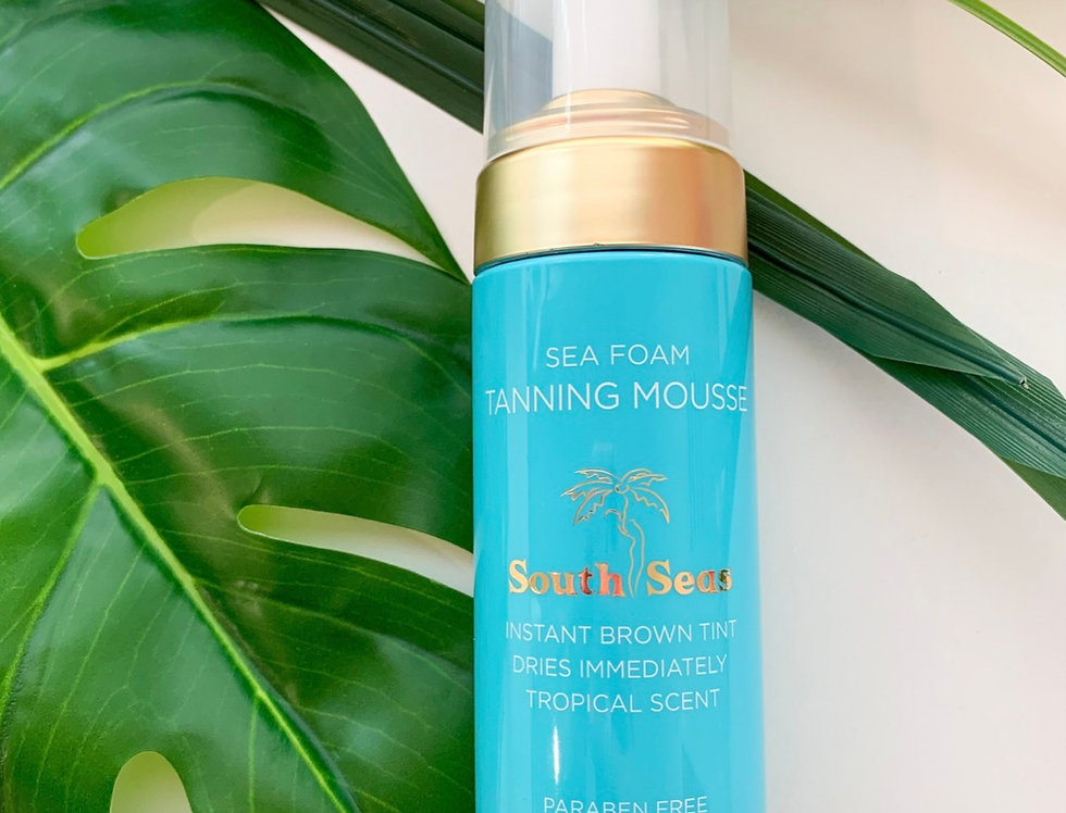 SEA FOAM TANNING MOUSSE