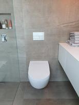 Dusch-WC in edlem Design