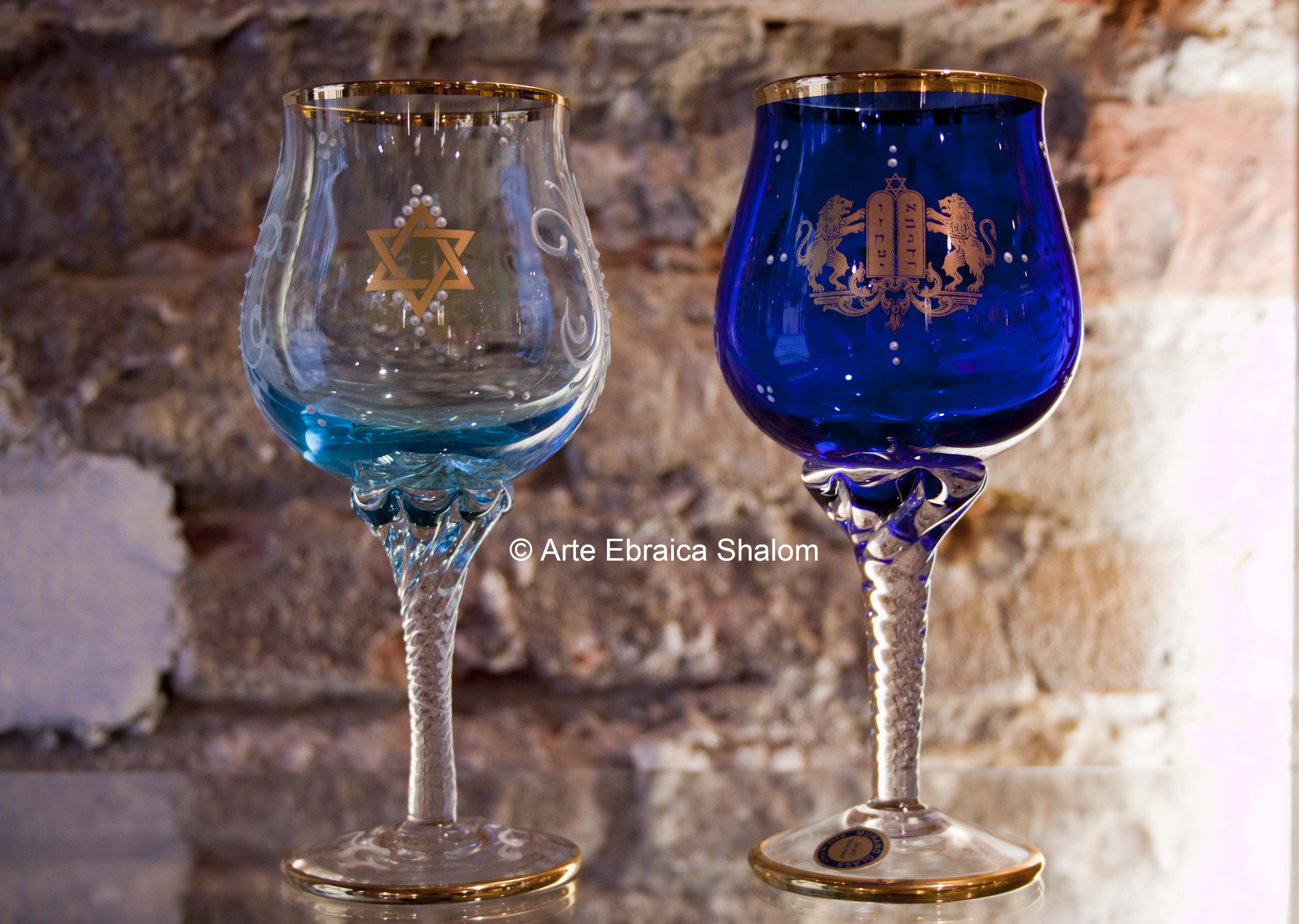 Bicchiere in vetro (codice 2)