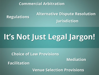 Legal Jargon?