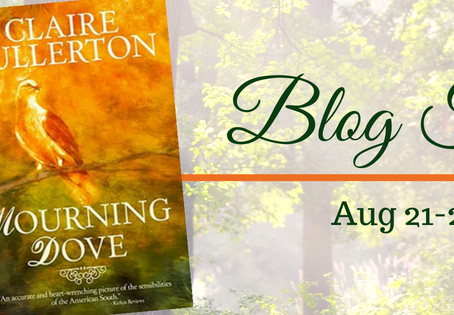 Mourning Dove Blog Tour Interview & Giveaway
