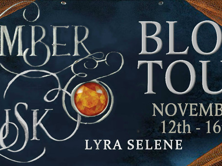 Amber & Dusk by Lyra Selene Review and Giveaway