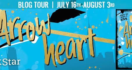 Arrowheart Blog Tour Interview & Giveaway