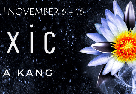 Toxic by Lydia Kang Review and Giveaway