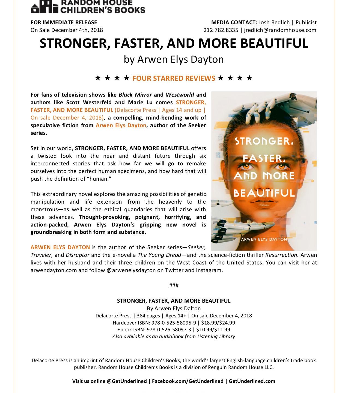 CE_StrongerFastersMoreBeautiful_Release.