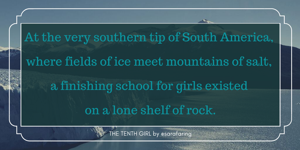 The Tenth Girl - At the very southern ti
