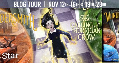 Wundersmith: The Calling of Morrigan Crow Review & Giveaway