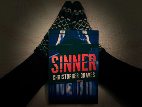 Sinner by Christopher Graves
