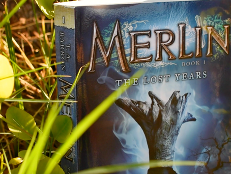 The Merlin Saga by T.A. Barron