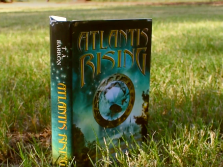 Atlantis Rising by T.A. Barron