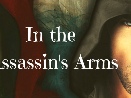 In the Assassin's Arms Blog Tour Interview & Giveaway