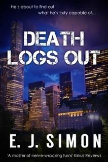 Death Logs Out by E.J. Simon