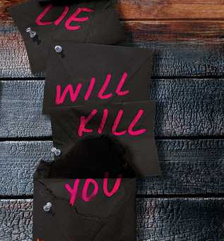This Lie Will Kill You by Chelsea Pitcher Review, Mystery Word Search, and Blog Tour Giveaway