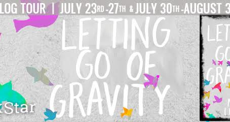 Letting Go of Gravity by Meg Leder Blog Tour Review & Giveaway
