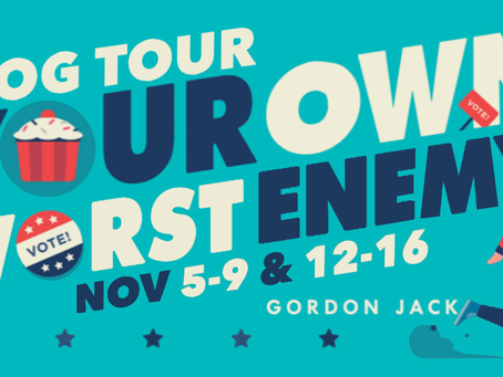 Your Own Worst Enemy by Gordon Jack