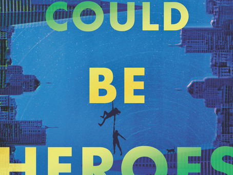 We Could Be Heroes: Review and Q&A