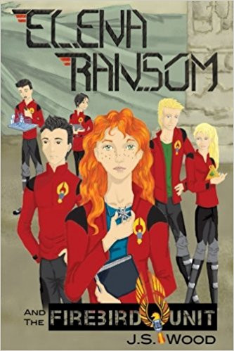 Elena Ransom and the Firebird Unit (cover)