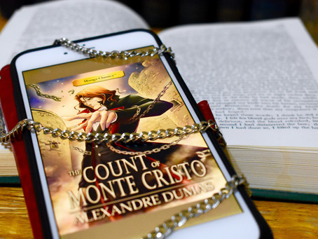 Count Of Monte Cristo Manga Classics by Alexandre Dumas (Author), Nokman Poon and Crystal Chan (Arti