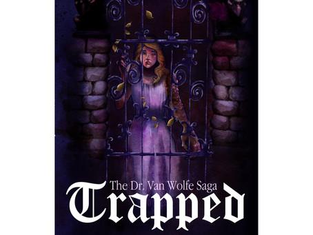 Trapped by Amanda Byrd