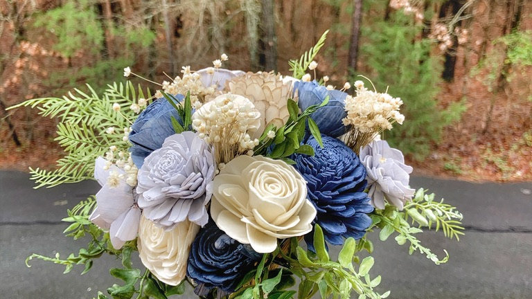 The Ivy Bouquet