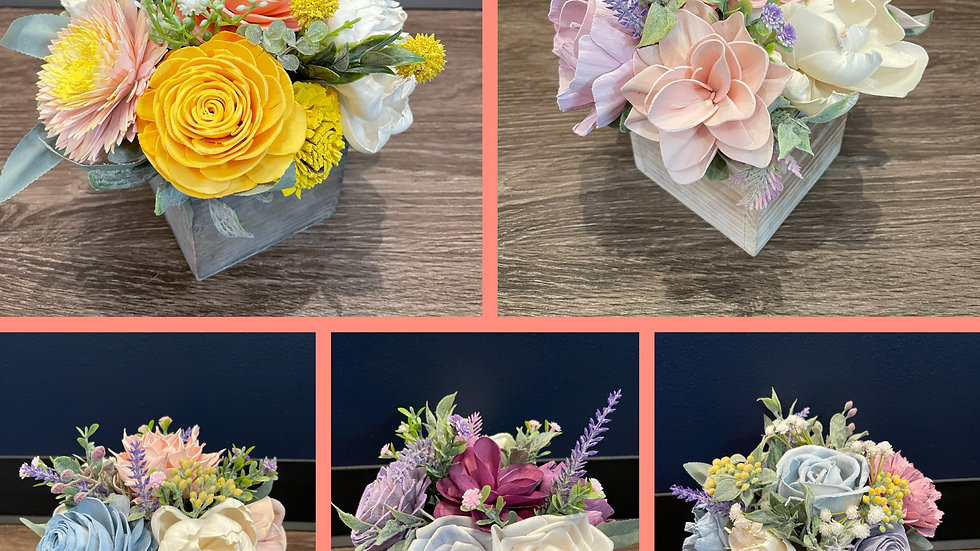 Mother's Day Spring Boxes