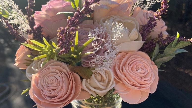 The Zarah Bouquet