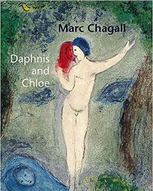"""M. Teriade Gallery, Paul Chagall """"Daphni"""