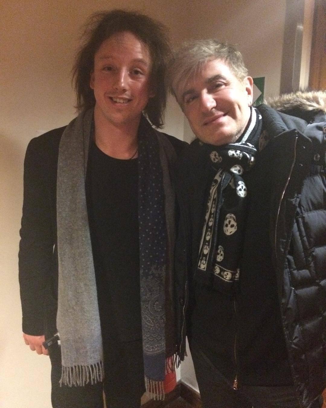 Oliver Poole & Jean-Yves Thibaudet