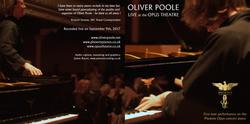 Oliver's latest Live CD