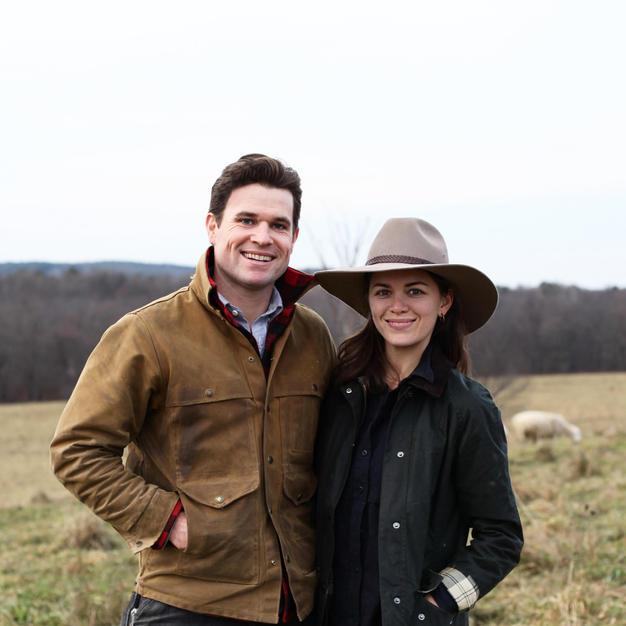 Jordan and Caitlin VanHorn