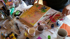 Creatuve Art and Mindfulness Workshop