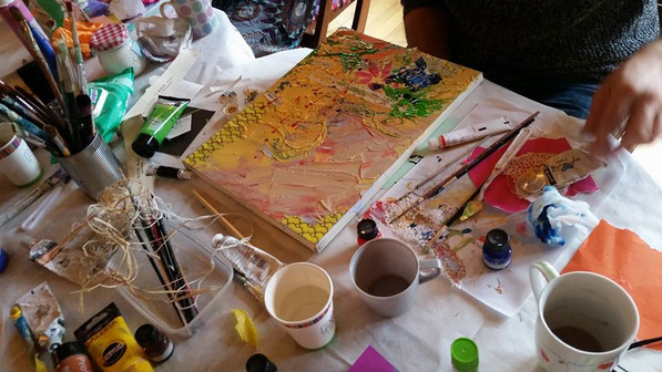 Creatuve Art and Mindfulness Workshop