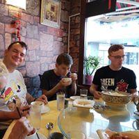 Tai Chi makes you hungry