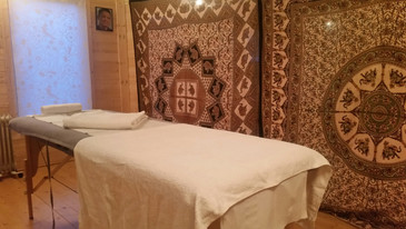 Massage Therapy at Deeper Being