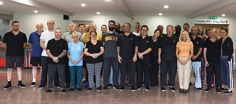 Master John Ding workshop in Northampton 2019
