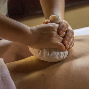 Thai Hot Compress Massage